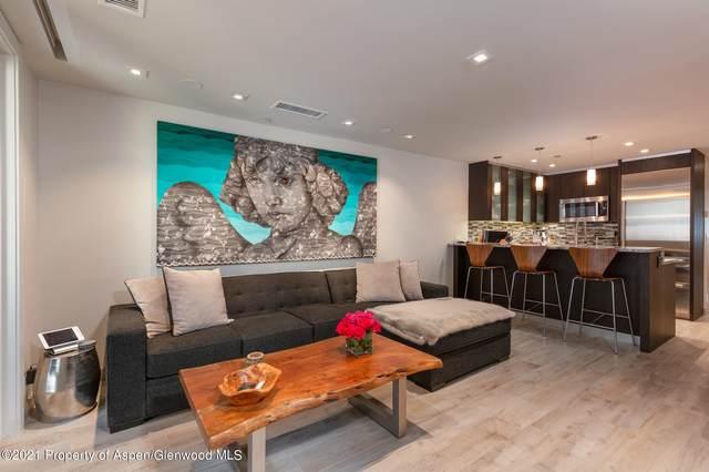 100 E Cooper Avenue #4, Aspen, CO 81611 (MLS #171106) :: Western Slope Real Estate