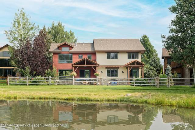 1169 Heritage Drive, Carbondale, CO 81623 (MLS #171128) :: Aspen Snowmass   Sotheby's International Realty
