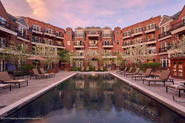 415 E Dean Unit 25, Week 34, Aspen, CO 81611 (MLS #171170) :: Western Slope Real Estate