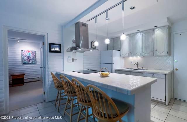 416 Vine Street, Aspen, CO 81611 (MLS #171199) :: Aspen Snowmass | Sotheby's International Realty