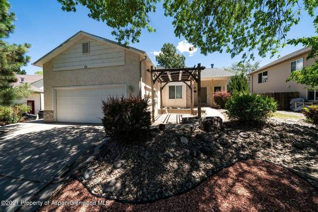 40 Oak Court, Battlement Mesa, CO 81635 (MLS #171201) :: Roaring Fork Valley Homes