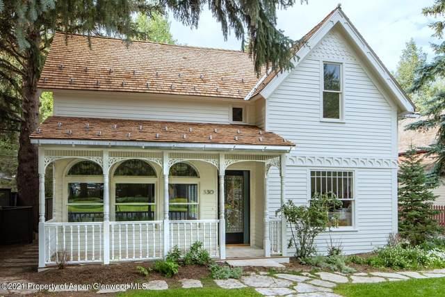 330 Gillespie Street, Aspen, CO 81611 (MLS #171204) :: Aspen Snowmass   Sotheby's International Realty