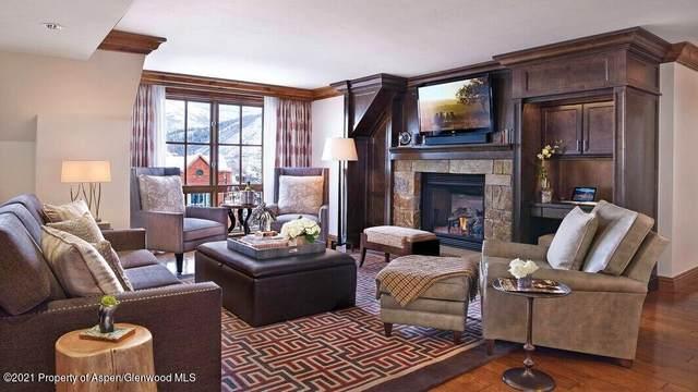 315 E Dean Street B21, Aspen, CO 81611 (MLS #171216) :: Western Slope Real Estate