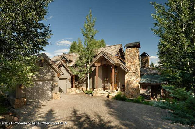 1041 Horse Ranch Drive, Snowmass Village, CO 81615 (MLS #171232) :: Roaring Fork Valley Homes