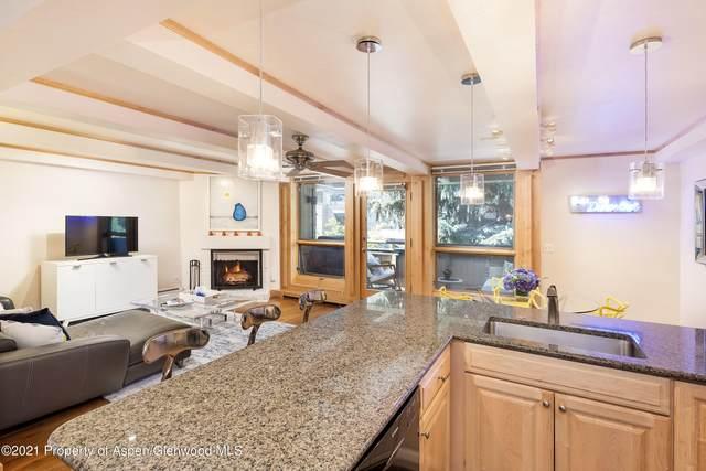 600 E Main Street #304, Aspen, CO 81611 (MLS #171242) :: Roaring Fork Valley Homes