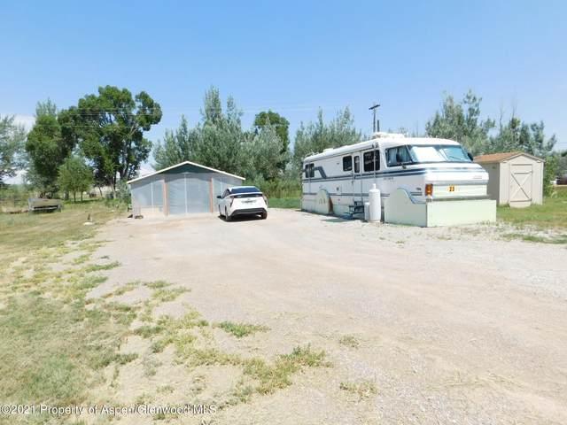 23 Ellis Avenue, Maybell, CO 81640 (MLS #171247) :: Roaring Fork Valley Homes
