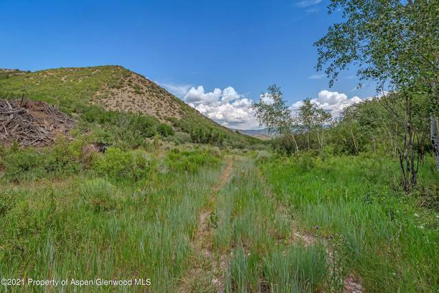 TBD Shield O Road, Snowmass, CO 81654 (MLS #171278) :: Roaring Fork Valley Homes