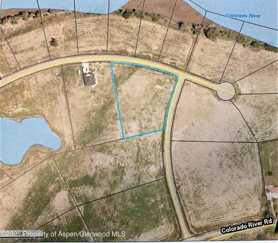 Lot 22 Rapids View Lane, New Castle, CO 81647 (MLS #171323) :: Aspen Snowmass   Sotheby's International Realty