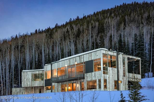 TBD & 82 Winding Way Road, Aspen, CO 81611 (MLS #171338) :: Aspen Snowmass   Sotheby's International Realty