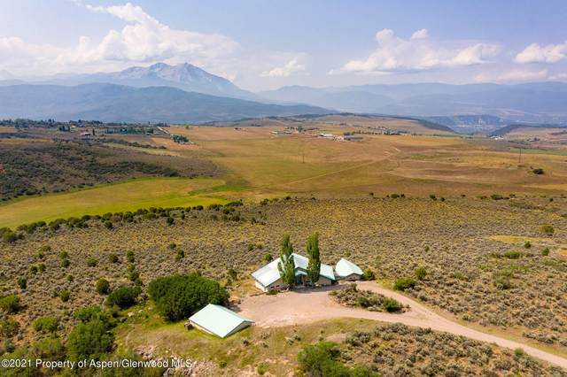 424 Elk Range Road, Carbondale, CO 81623 (MLS #171342) :: Aspen Snowmass | Sotheby's International Realty