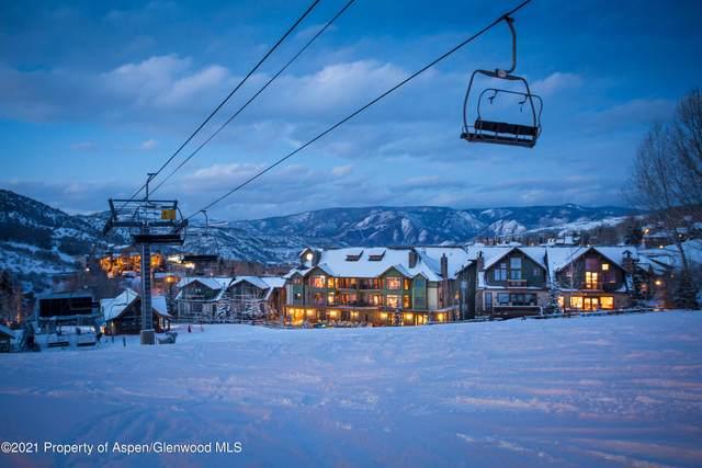 155 Timbers Club Court D4-D8, Snowmass Village, CO 81615 (MLS #171433) :: The Weber Boxer Group | Douglas Elliman