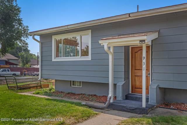 931 Ballard Avenue, Silt, CO 81652 (MLS #171554) :: Aspen Snowmass | Sotheby's International Realty