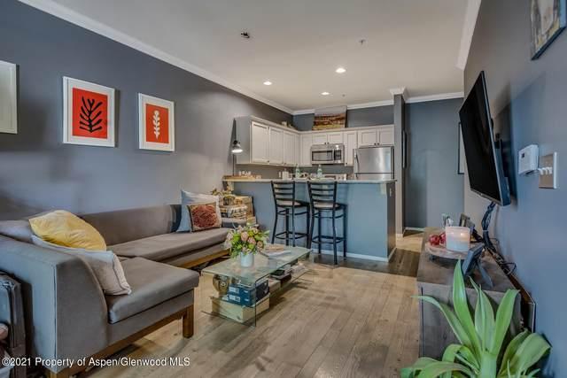 1400 E Valley Road #212, Basalt, CO 81621 (MLS #171594) :: Western Slope Real Estate