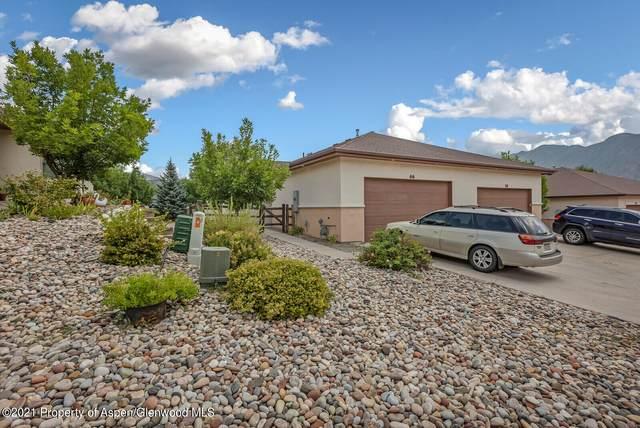 66 Castle Ridge Drive, New Castle, CO 81647 (MLS #171682) :: The Weber Boxer Group   Douglas Elliman