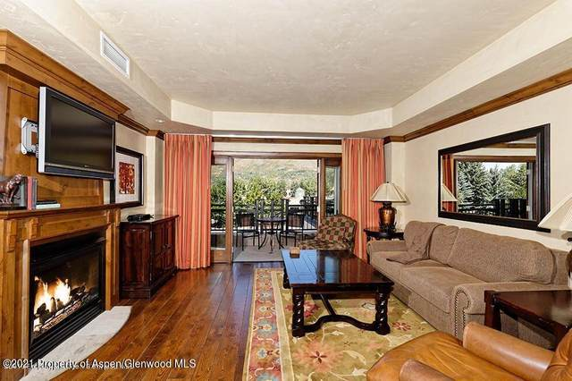 415 E Dean Street 15, Week 35, Aspen, CO 81611 (MLS #171751) :: The Weber Boxer Group | Douglas Elliman