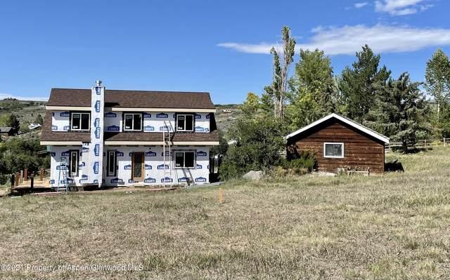 0031 Elk Range Drive, Carbondale, CO 81623 (MLS #171764) :: Aspen Snowmass | Sotheby's International Realty