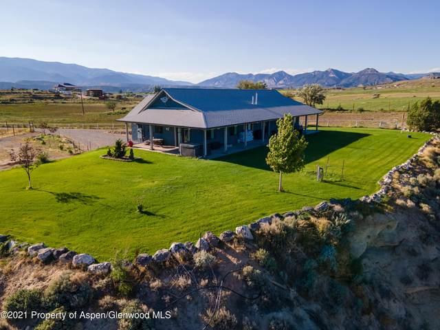566 Latham Ranch Road, Rifle, CO 81650 (MLS #171819) :: The Weber Boxer Group | Douglas Elliman