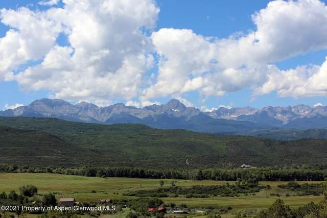 2879 County Road 10, Ridgway, CO 81432 (MLS #171829) :: Roaring Fork Valley Homes