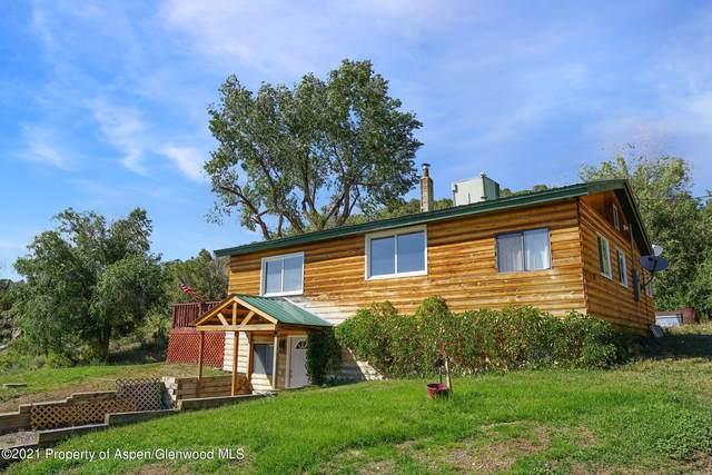 1161 County Road 8, Meeker, CO 81641 (MLS #171830) :: Western Slope Real Estate