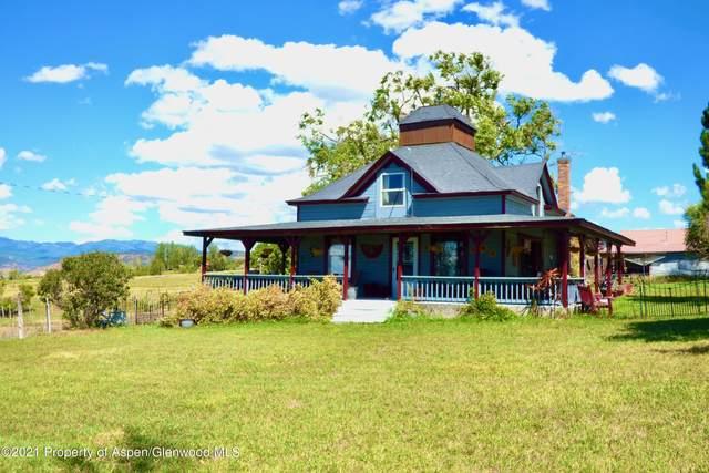 12716 58 Road, Collbran, CO 81624 (MLS #171887) :: Roaring Fork Valley Homes