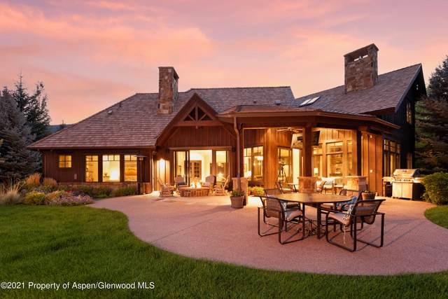 78 River Glen, Carbondale, CO 81623 (MLS #171919) :: Roaring Fork Valley Homes