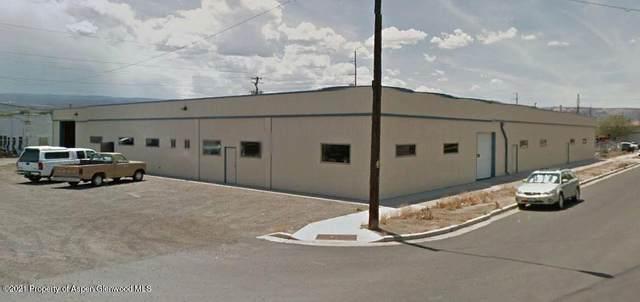 739 3rd Avenue, Grand Junction, CO 81501 (MLS #171926) :: Roaring Fork Valley Homes
