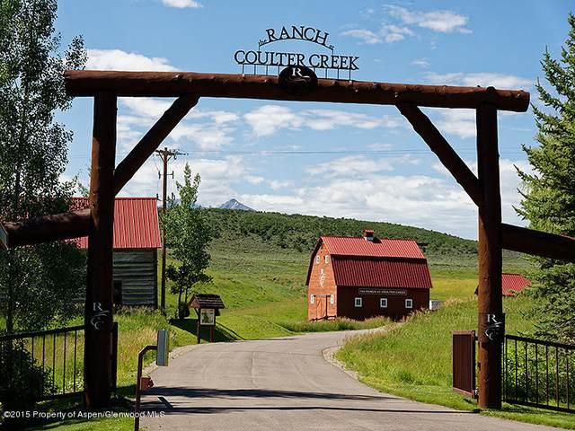 TBD Saddle Drive, Carbondale, CO 81623 (MLS #171976) :: The Weber Boxer Group | Douglas Elliman