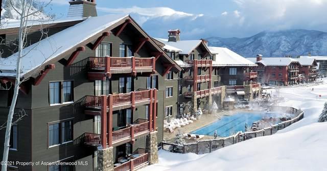 0197 Prospector Road #2407-8, Aspen, CO 81611 (MLS #171980) :: Aspen Snowmass | Sotheby's International Realty