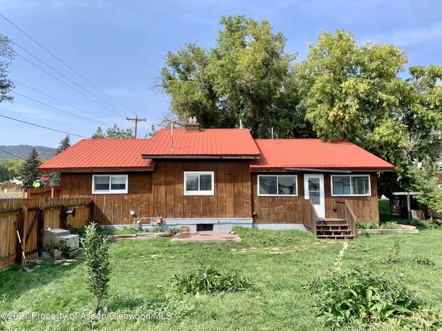 10 E Market Street, Meeker, CO 81641 (MLS #171986) :: Western Slope Real Estate