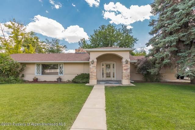 2679 G Road, Grand Junction, CO 81506 (MLS #172015) :: Roaring Fork Valley Homes