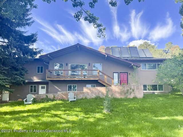 12694 Hwy 82, Carbondale, CO 81623 (MLS #172019) :: Roaring Fork Valley Homes