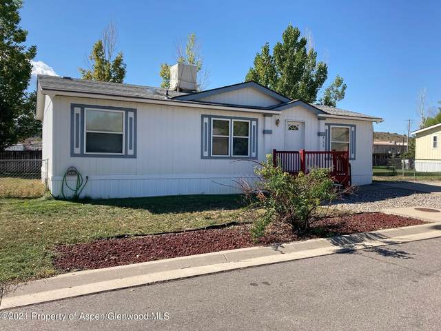 200 W 20th Street A128, Rifle, CO 81650 (MLS #172026) :: Roaring Fork Valley Homes