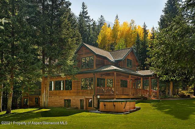 9676 Castle Creek Road, Aspen, CO 81611 (MLS #172028) :: Aspen Snowmass | Sotheby's International Realty