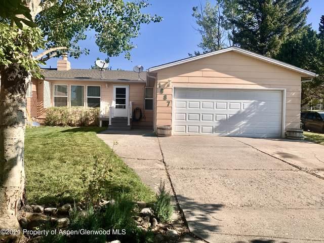 1087 Laurie Circle, Meeker, CO 81641 (MLS #172039) :: Western Slope Real Estate