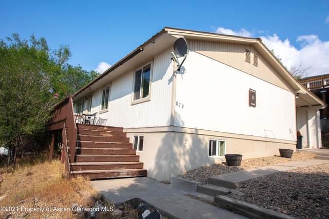 872 N Ranney Street, Craig, CO 81625 (MLS #172040) :: Aspen Snowmass | Sotheby's International Realty
