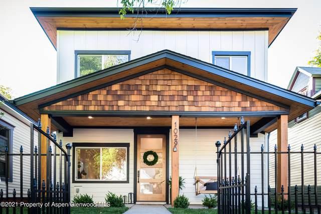 1029 Colorado Avenue, Glenwood Springs, CO 81601 (MLS #172050) :: Roaring Fork Valley Homes