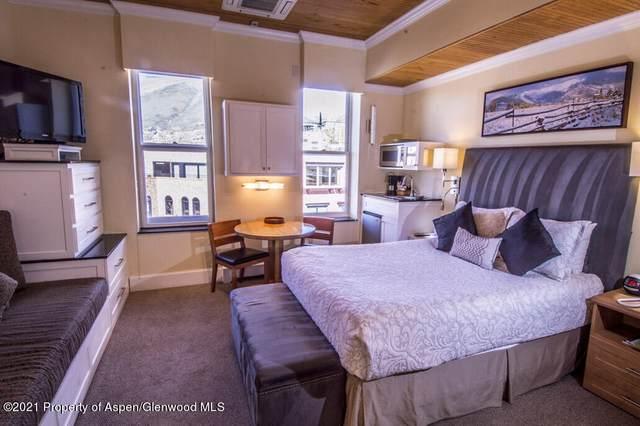 404 S Galena Street #305, Aspen, CO 81611 (MLS #172066) :: The Weber Boxer Group | Douglas Elliman