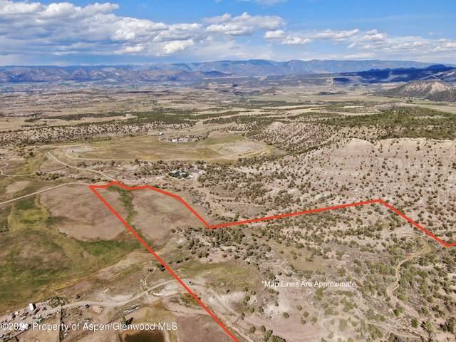 TBD Cr 331, Silt, CO 81652 (MLS #172081) :: Roaring Fork Valley Homes
