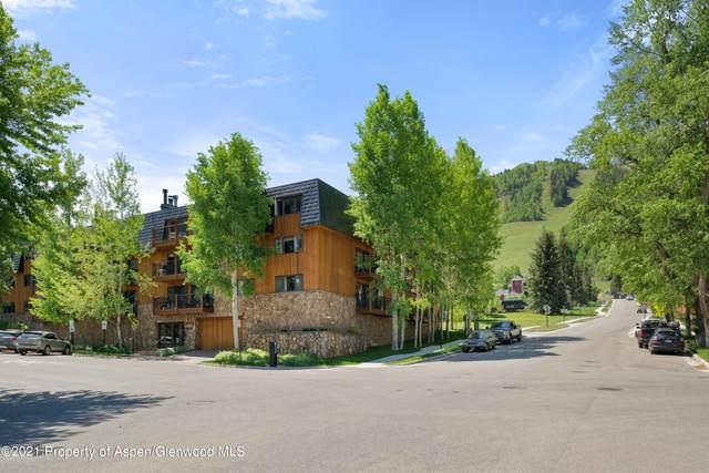 205 E Durant Avenue 3J, Aspen, CO 81611 (MLS #172101) :: The Weber Boxer Group | Douglas Elliman