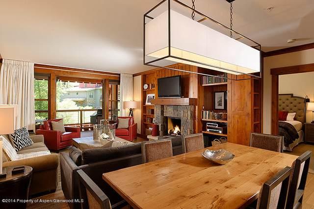 0134 Snowmass Club #142, Snowmass Village, CO 81615 (MLS #172105) :: Aspen Snowmass | Sotheby's International Realty