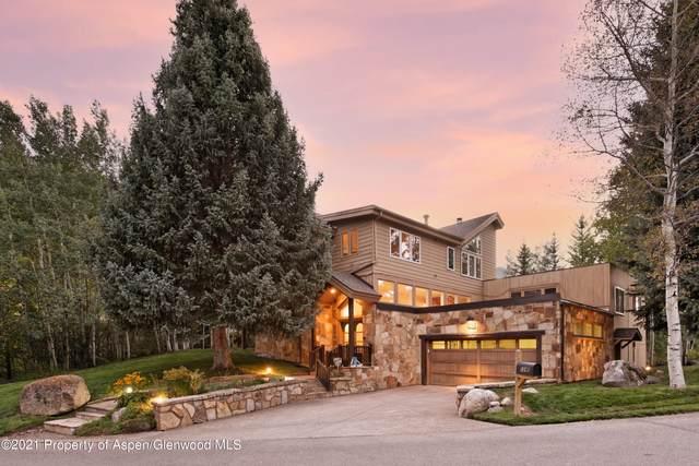 1245 Riverside Drive, Aspen, CO 81611 (MLS #172117) :: The Weber Boxer Group | Douglas Elliman