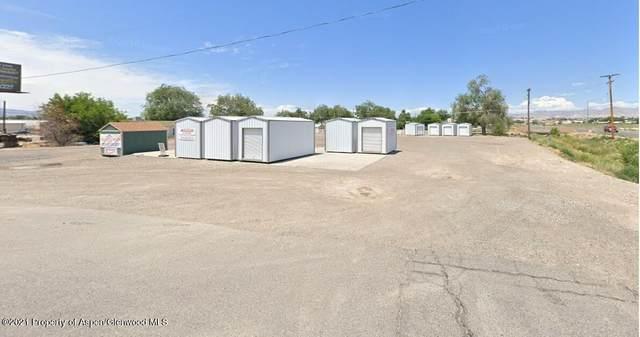 2701 Grand Avenue 2660 I-70 BL, Grand Junction, CO 81501 (MLS #172125) :: Aspen Snowmass | Sotheby's International Realty