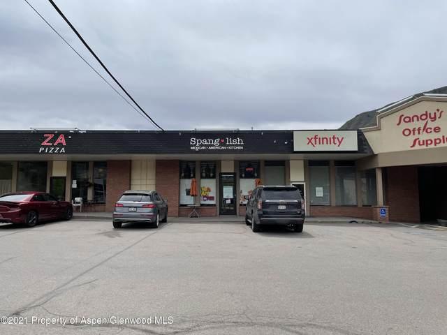 1605 Grand Avenue H, Glenwood Springs, CO 81601 (MLS #172131) :: Aspen Snowmass | Sotheby's International Realty