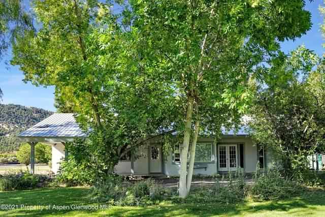 858 5th Street, Meeker, CO 81641 (MLS #172133) :: Western Slope Real Estate