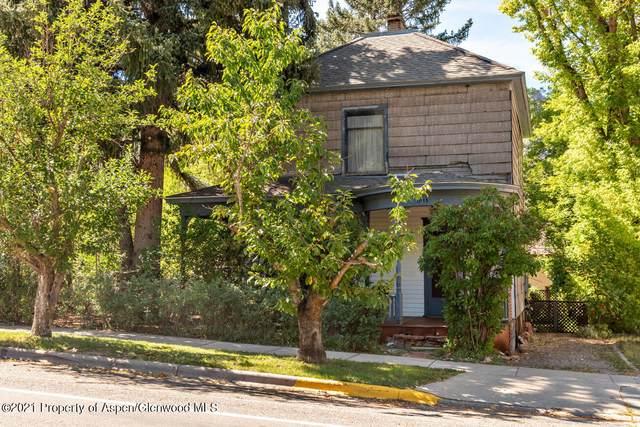 1015 Blake Avenue, Glenwood Springs, CO 81601 (MLS #172136) :: Aspen Snowmass | Sotheby's International Realty
