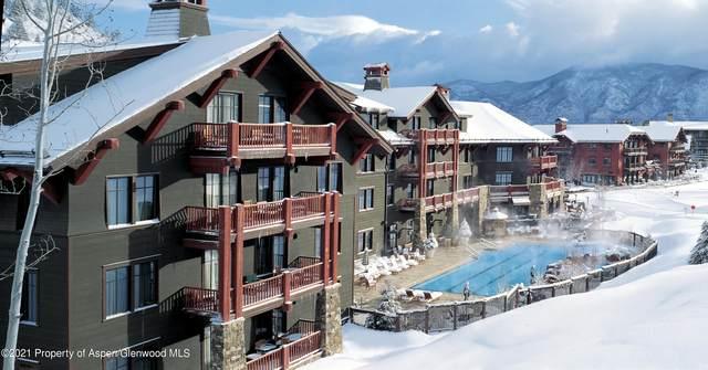 0197 Prospector Road #2307-5, Aspen, CO 81611 (MLS #172143) :: Aspen Snowmass | Sotheby's International Realty