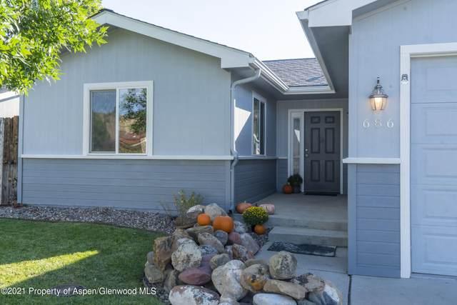 686 Evergreen Road, Silt, CO 81652 (MLS #172167) :: Aspen Snowmass   Sotheby's International Realty