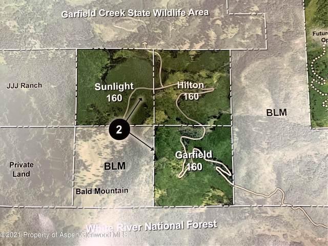 TBD Sunlight Development Company, New Castle, CO 81647 (MLS #172168) :: Roaring Fork Valley Homes