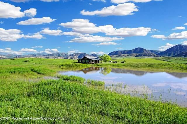 1560 County Road 15, Meeker, CO 81641 (MLS #172172) :: Roaring Fork Valley Homes
