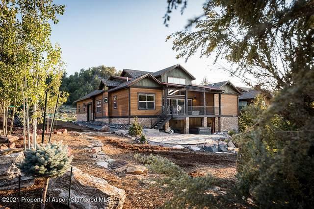 119 Cliff Rose Way, Glenwood Springs, CO 81601 (MLS #172178) :: The Weber Boxer Group | Douglas Elliman